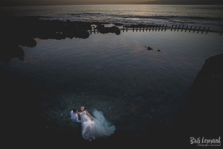 Posboda en Tenerife -Isabel y José- Bris Lemant Fotografo de boda tenerife